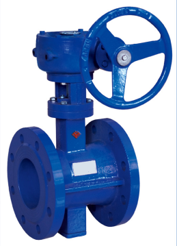 Flange Type Soft Seal Butterfly Valve
