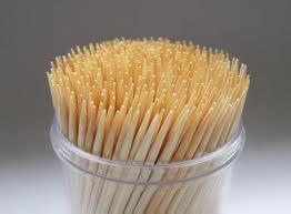 wooden toothpicks 65MM