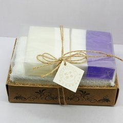 Holiday gift whitening and moisturizing pure handmade oil soap box the pig 250 grams