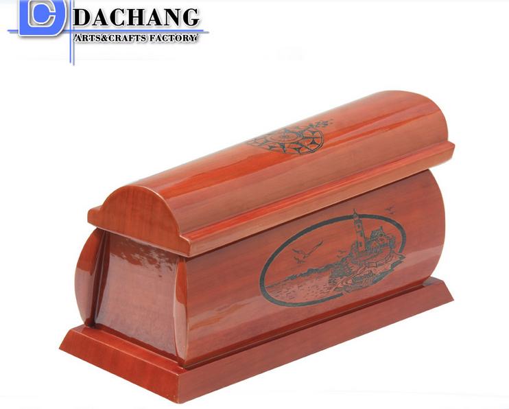 ash transport coffins