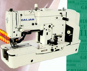 GF11018 SERIES HIGH SPEED LOCKSTITCH STRAIGHT BUTTONHOLING INDUSTRIAL SEWING MACHINE
