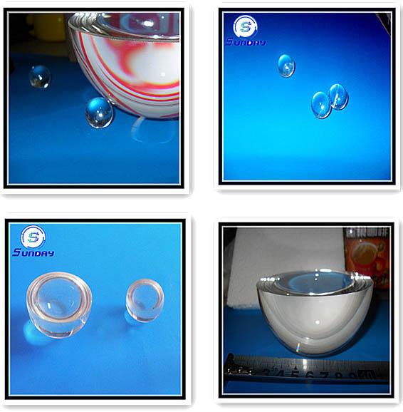 Optical glass bk7 ball lenses,bk7 half ball lenses,1mm to 100mm
