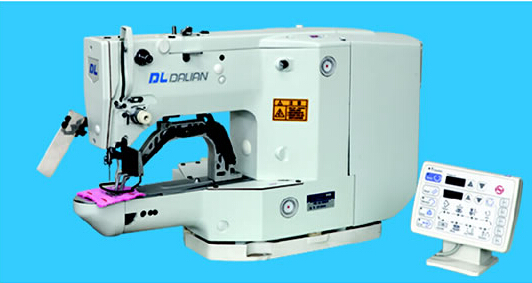 GD22038A SERIES COMPUTER-CONTROLLED HIGH-SPEED BARTACKING MACHINE