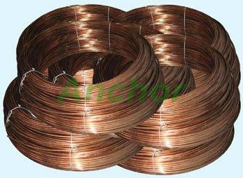 copper bonded ground wire