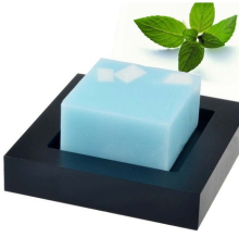 Moisturizing whitening and repairing quality goods 80 g of peppermint oil soap