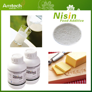 Natural Food Preservative Nisin e234