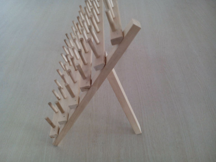 birchwood thread rack