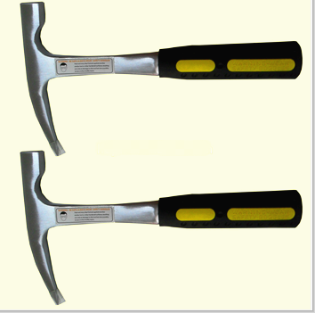 geology hammer/pointed end hammer