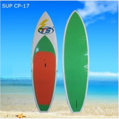 SUP CP - 17 wholesale stand up paddle boards epoxy surfboard Color Painting