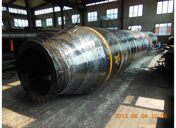 Large Diameter Self Floating Rubber Hose for Dredging