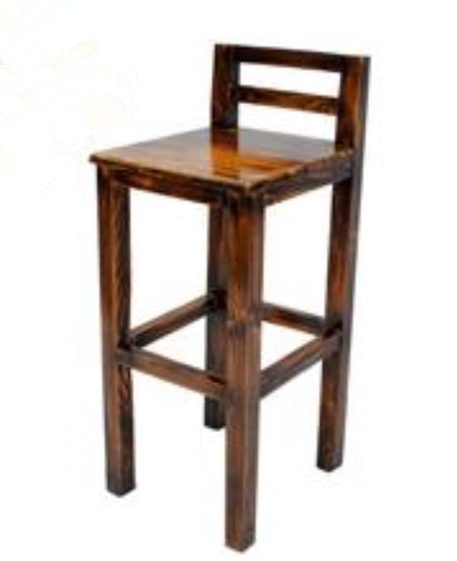 Birch Bar Stool