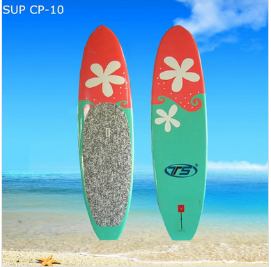 2015 new fashion wooden stand up paddle board/kite surfing/wind surfing/wake surfing yoga board