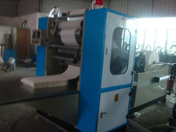 CWZ-190/3L Automatic Drawing Type Facial Tissue Machine