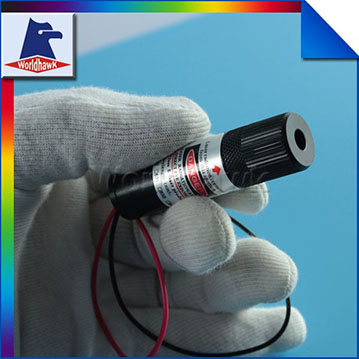 532nm 20mW Dot Laser Module