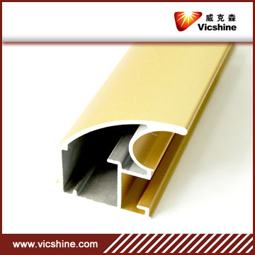 Anodized furniture aluminum extrusted profile