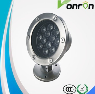 3w 6w 9w 12w 12v 24w RGB fountain led underwater light