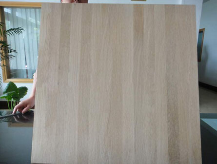 High qulity Oak Edge glued panels with full lamella