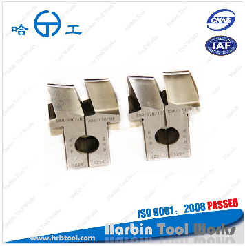 Profile Relieved Curved Tooth Bevel Gear Milling Cutters