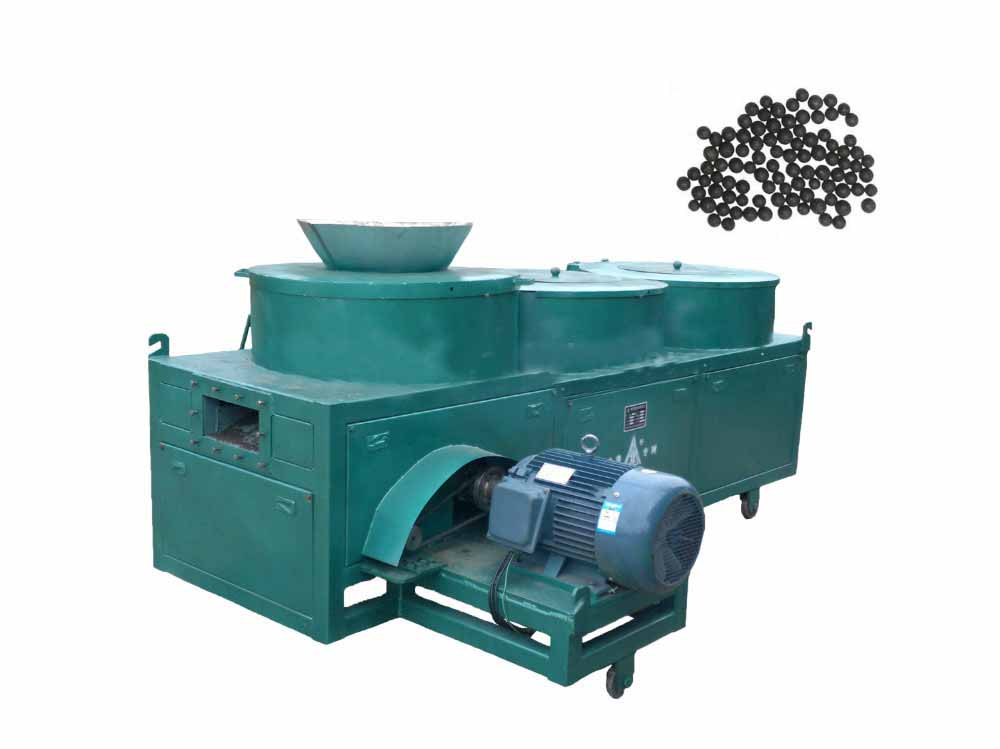 Bio-organic fertilizer granule machine