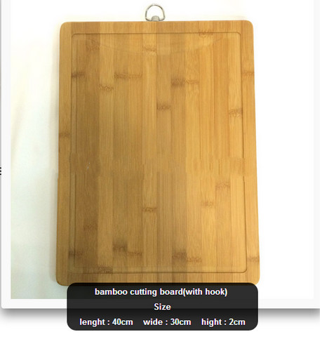 factory Wholesale nature bamboo cutting board