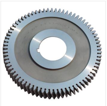 disc type gear shaving cutters