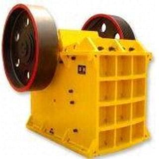 Jaw crusher- mining machinery and spare parts