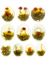 New Chinese blooming tea, Whosale blooming tea balls,oriental beauty blooming tea