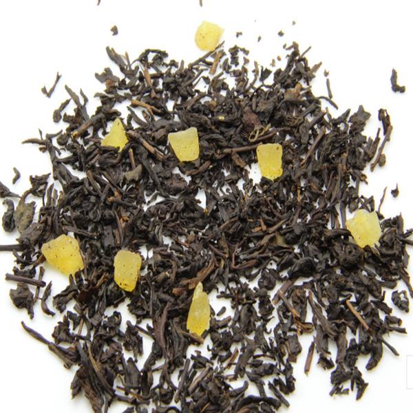 100% organic natural flavor tea honey peach flavor tea