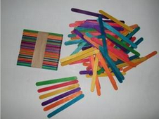 environmental craft sticks-direct manufacture with FSC certificate