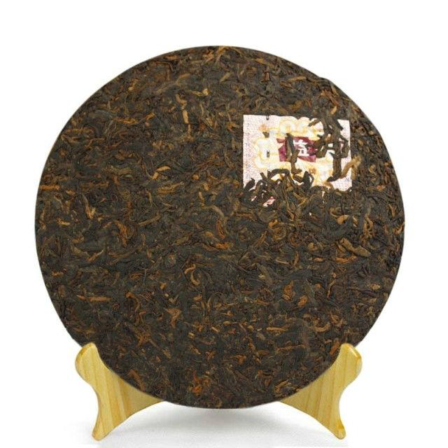 357g Chinese yunnan ripe puer tea