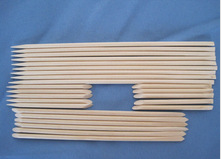 wood manicure sticks---direct manufacturer