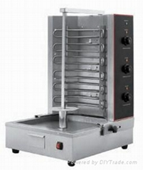 Stainless Steel BBQ machine