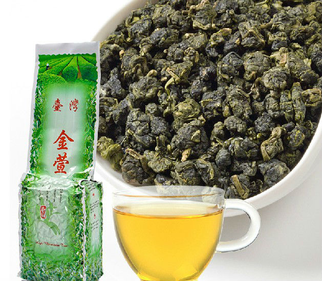 Organic Formosa Jinxuan Milk Oolong tea,Milky Taste Oolong Tea