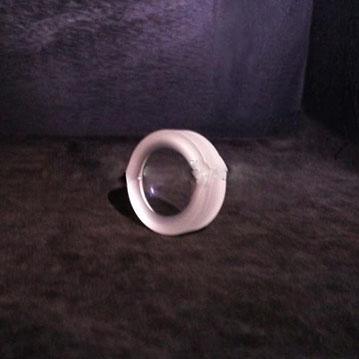 13mm convex lens