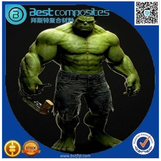 BST Composite materials new product hulk toys