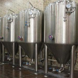 Beer canning equipment