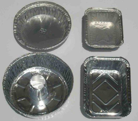 8011 aluminium foil food container