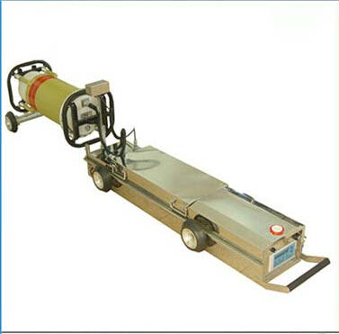 Industrial X-ray Pipeline Crawler for NDT