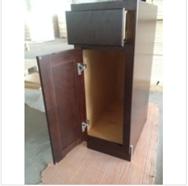 Hot-selling American style wooden kitchen cabinet