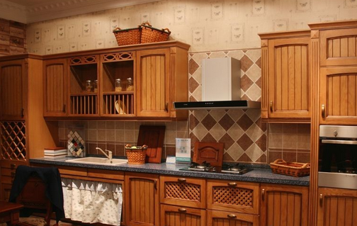 professional China factory new design kitchen cabinet
