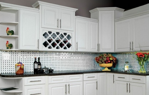 good design hot sale kitchen cabinet made in China