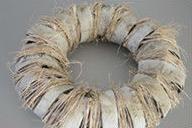 handmade natural decorative wreaths for front door