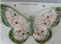 Butterfly for Home Decor/ Decorative Feather Butterfly