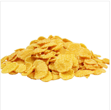Wholesale Crispy Corn Snack Party Food Instant Cereal Sweet flavor Corn Flakes