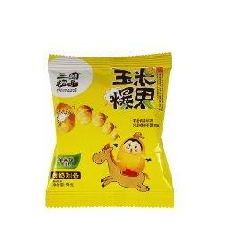 Snack Wholesale Name Sweet Corn , Halal Corn Flakes 25g Sweet Corn Flavoring