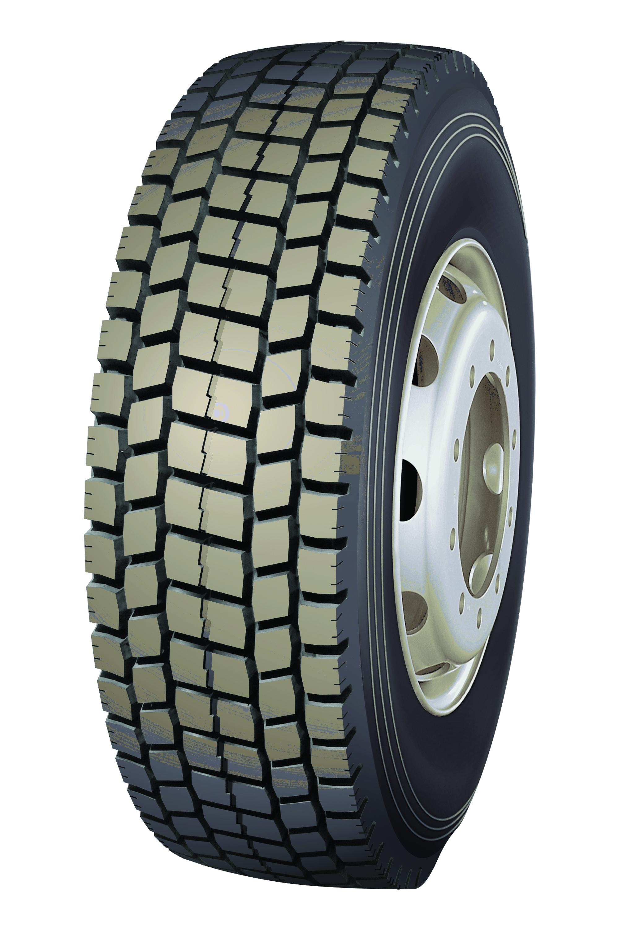 LM326 ALL STEEL RADIAL TRUCK AND BUS TYRES