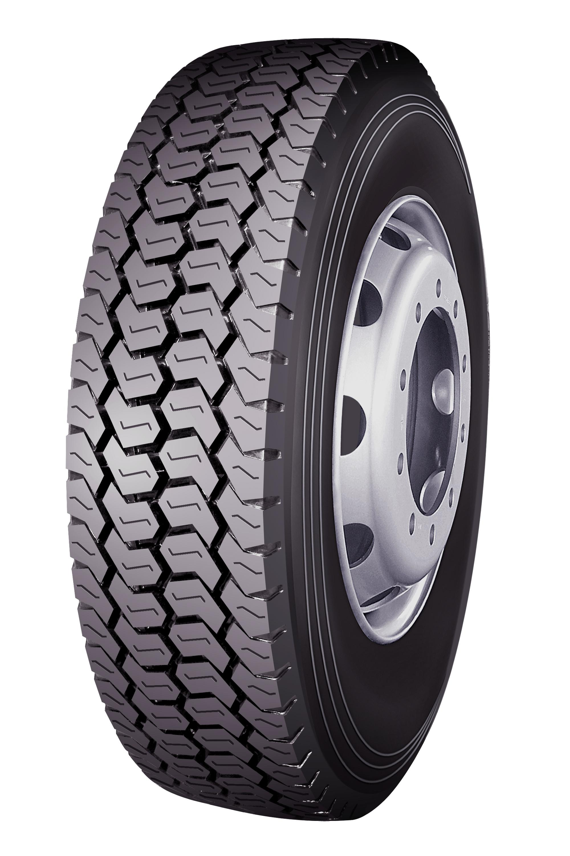 LM508 ALL STEEL RADIAL TRUCK AND BUS TYRES