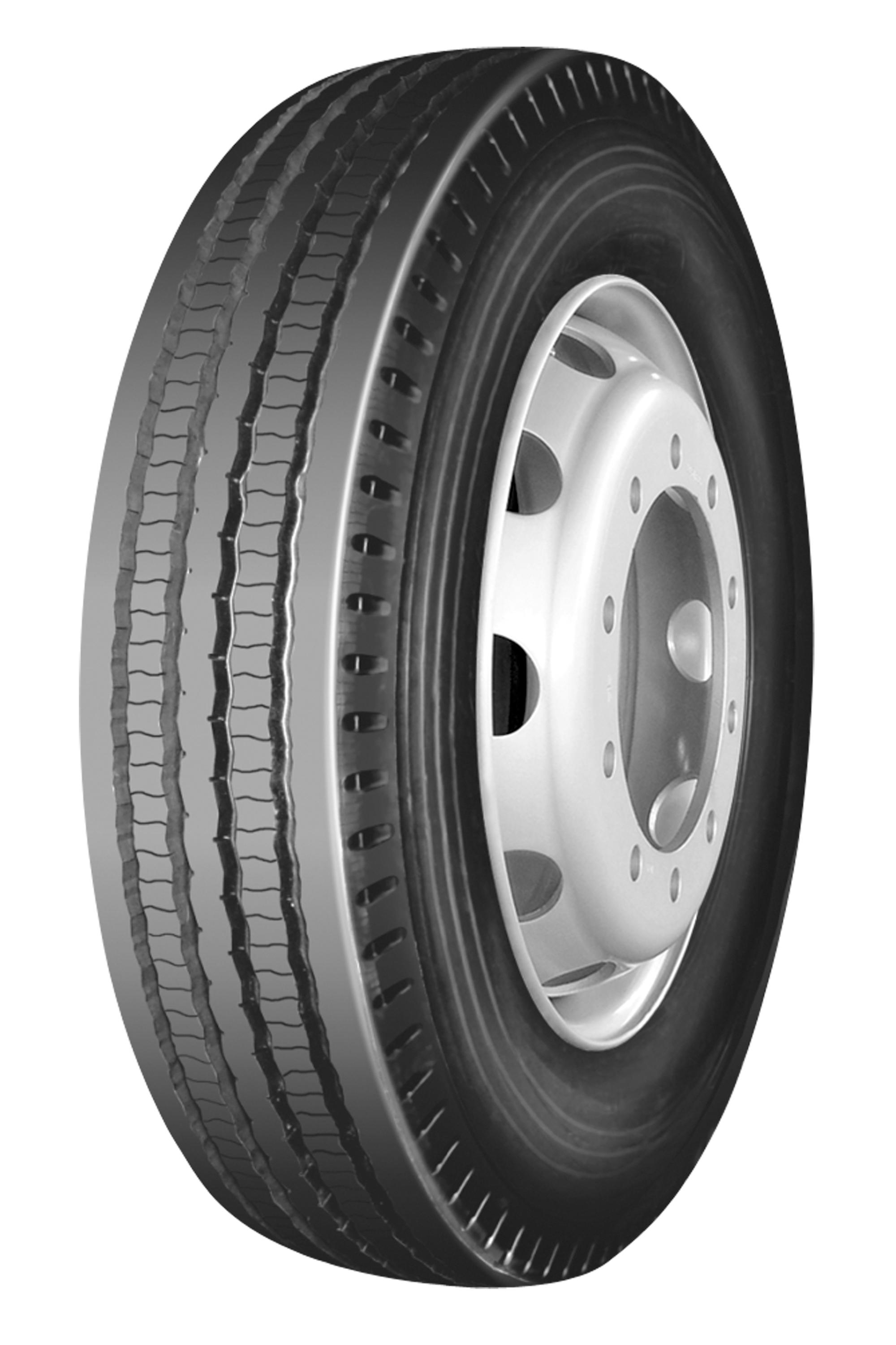 LM118 ALL STEEL RADIAL TRUCK AND BUS TYRES
