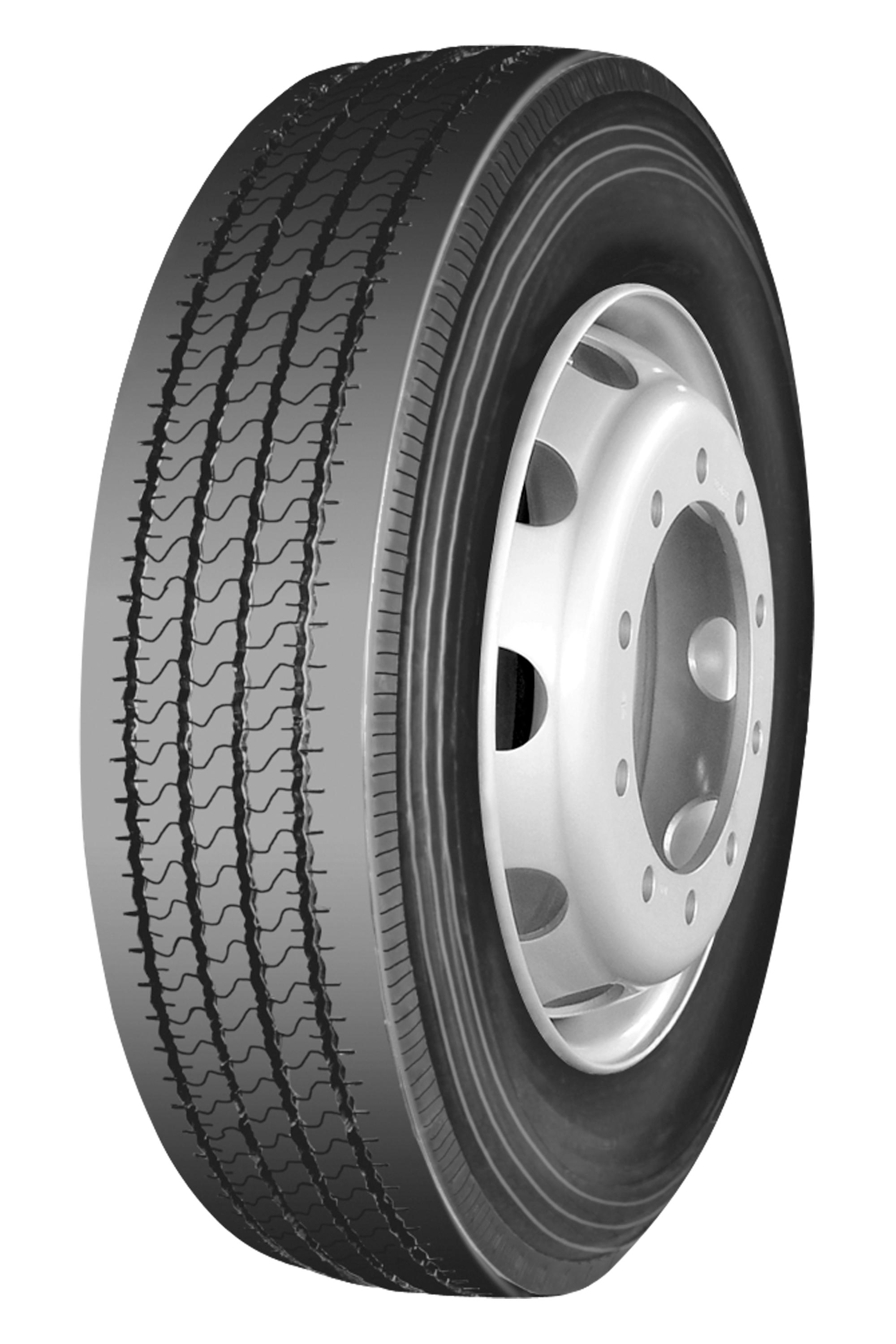 LM120 ALL STEEL RADIAL TRUCK AND BUS TYRES