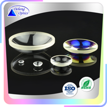 optical convex concave glass lens